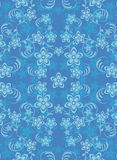 De achtergrond van bloemen Royalty-vrije Stock Foto