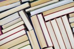 De achtergrond van boeken Royalty-vrije Stock Foto