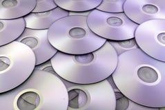 De achtergrond van CD Stock Foto's