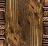 De achtergrond van chocoladesnoepjes Stock Afbeeldingen