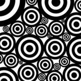 De achtergrond van cirkels Stock Afbeelding