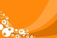 De achtergrond van cirkels Stock Fotografie