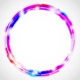 De achtergrond van cirkels Royalty-vrije Stock Fotografie