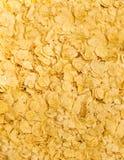 De Achtergrond van cornflakes Royalty-vrije Stock Afbeelding