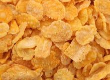 De achtergrond van Cornflakes Royalty-vrije Stock Afbeeldingen
