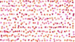 De Achtergrond van de de Dagvakantie van Valentine ` s Illustratie voor uw Ontwerp van de de Dagvakantie van Valentine ` s royalty-vrije stock foto