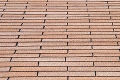 De Achtergrond van dakspanen Royalty-vrije Stock Fotografie
