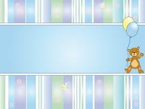 De achtergrond van de baby Royalty-vrije Stock Foto