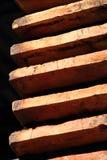 De achtergrond van de baksteentextuur stock afbeelding