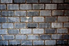 De achtergrond van de baksteentextuur Royalty-vrije Stock Foto