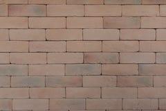 De Achtergrond van de bakstenen muurtextuur Royalty-vrije Stock Foto