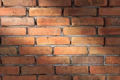 De achtergrond van de bakstenen muurtextuur voor binnenlands of buitenontwerp Royalty-vrije Stock Foto