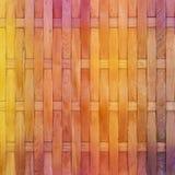 De achtergrond van de bamboetextuur Stock Afbeelding
