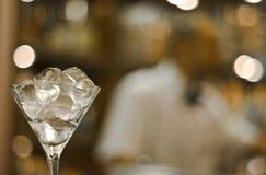 De achtergrond van de barman stock foto's