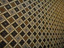 De achtergrond van de batik Stock Afbeelding