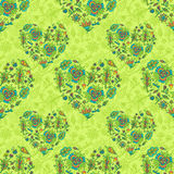 De achtergrond van de Bloem van de lente Stock Foto