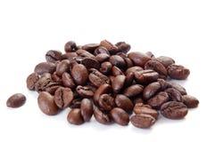 De Achtergrond van de Bonen van de koffie Stock Fotografie
