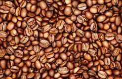 De Achtergrond van de Boon van de koffie Stock Fotografie