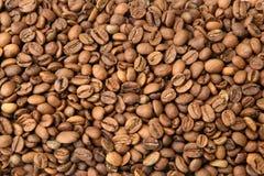 De Achtergrond van de Boon van de koffie royalty-vrije stock foto's