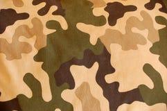 De achtergrond van de camouflage Royalty-vrije Stock Foto
