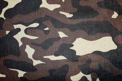 De achtergrond van de camouflage Stock Foto