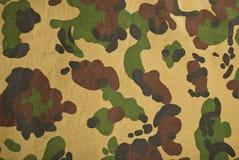 De achtergrond van de camouflage Stock Fotografie