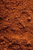 De achtergrond van de chocolade Stock Fotografie