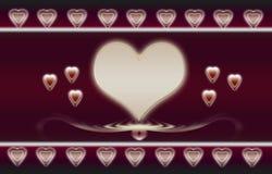 De achtergrond van de chocolade Royalty-vrije Stock Afbeeldingen
