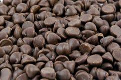 De Achtergrond van de Chocoladeschilfer Royalty-vrije Stock Foto's