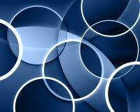 De Achtergrond van de cirkel stock illustratie