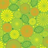 De achtergrond van de citrusvrucht Stock Foto's