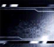 De achtergrond van de computer. Royalty-vrije Stock Fotografie