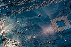 De achtergrond van de computer royalty-vrije stock afbeeldingen