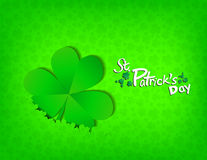 De Achtergrond van de Dag van heilige Patricks Royalty-vrije Stock Afbeeldingen