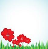 De achtergrond van de Dag van valentijnskaarten. Royalty-vrije Stock Foto