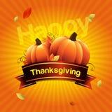 De achtergrond van de dankzegging Stock Foto's