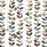 De achtergrond van de de bladerenwijnstok van het aardzonlicht Royalty-vrije Illustratie