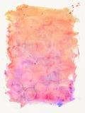 De achtergrond van de de kleurentextuur van het water royalty-vrije stock fotografie