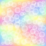 De achtergrond van de de lentepastelkleur Stock Foto's