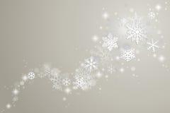 De achtergrond van de de wintervakantie stock illustratie