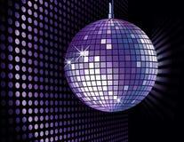 De achtergrond van de disco Royalty-vrije Stock Foto