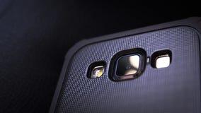 De Achtergrond van de fotografietelefoon stock foto