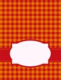 De achtergrond van de gingang Stock Fotografie