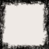 De Achtergrond van de Grens van Grunge Royalty-vrije Stock Afbeelding