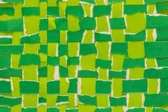 De Achtergrond van de Groenboektextuur Stock Foto's