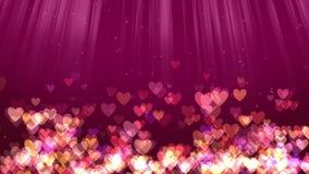 De achtergrond van de hartenliefde