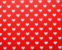 De achtergrond van de hartliefde Stock Foto
