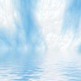 De achtergrond van de hemel Stock Afbeelding