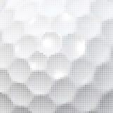 De achtergrond van de het mozaïektextuur van het golf Royalty-vrije Stock Afbeelding