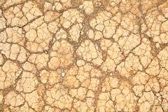 De achtergrond van de het zandtextuur van de woestijn Royalty-vrije Stock Afbeelding